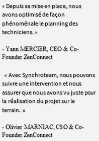 Optimisation de planning des techniciens