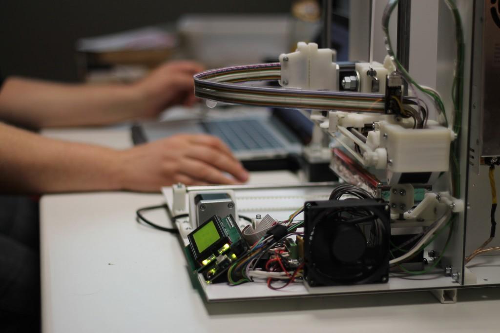 L'impression 3D dans le secteur des services de maintenance
