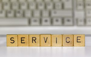 Service image de marque maintenance